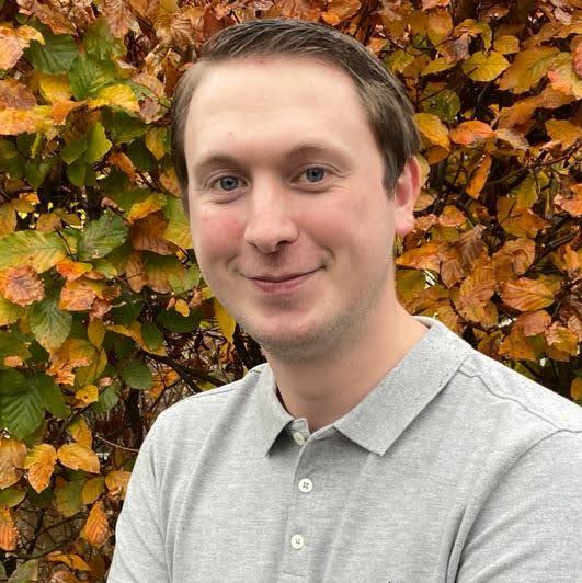 KBenP medewerker Thijs Koster