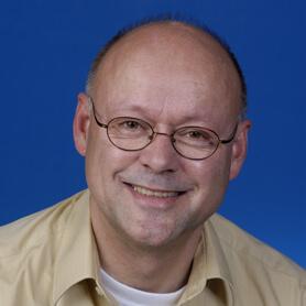 KBenP medewerker Bert Caré