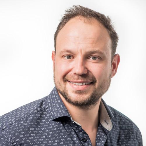 KBenP medewerker Daan van Dun