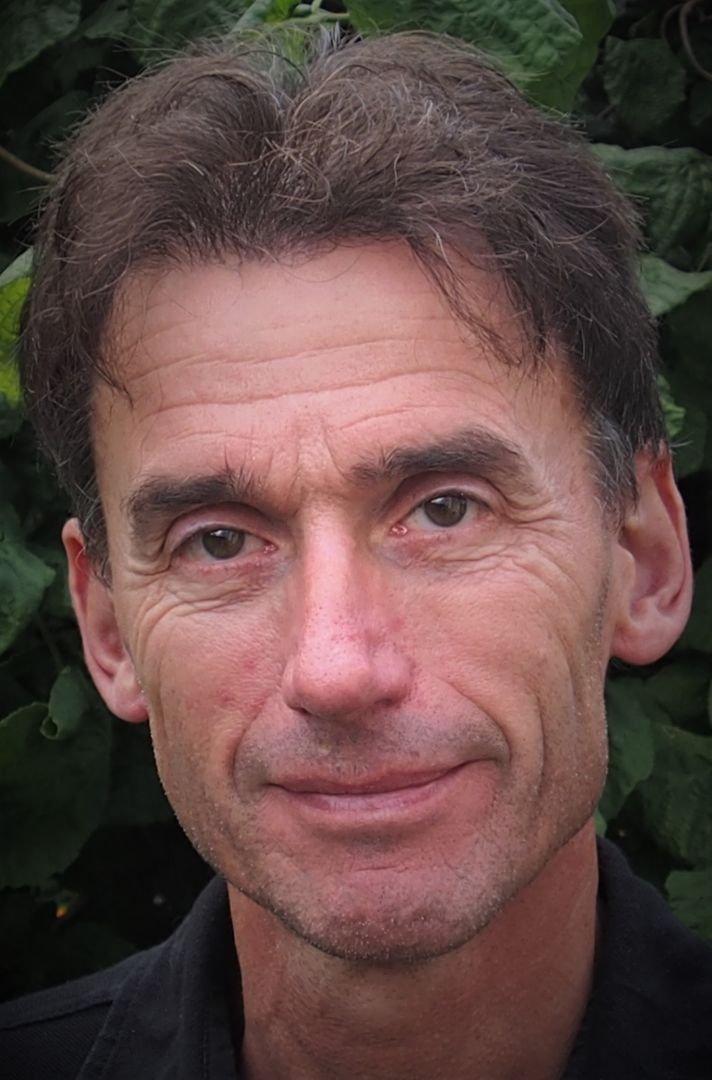 KBenP medewerker George  van Olffen