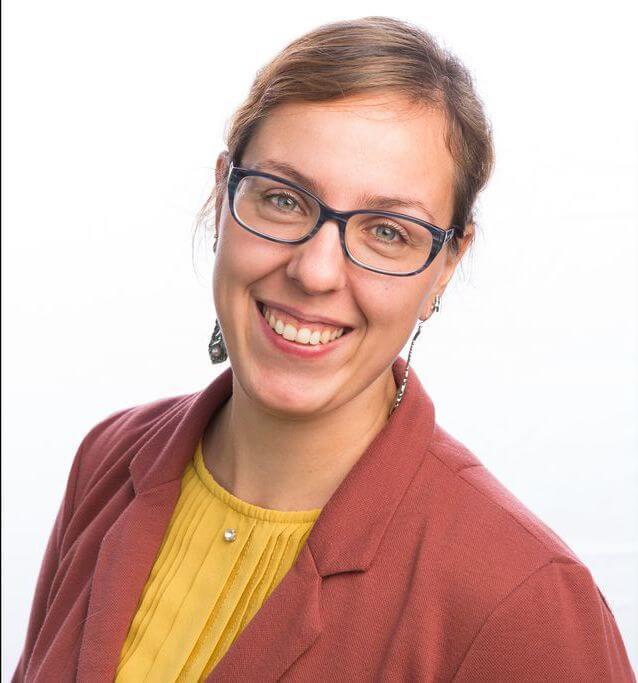 KBenP medewerker Claire van Driel