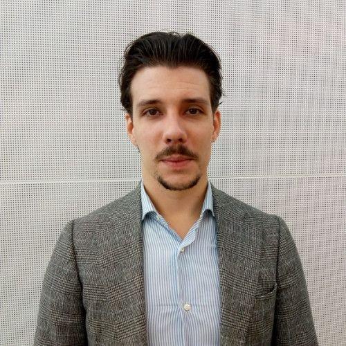 KBenP medewerker Rogier Post