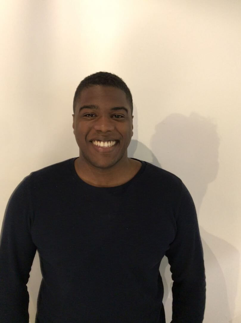 KBenP medewerker Tevin da Silva