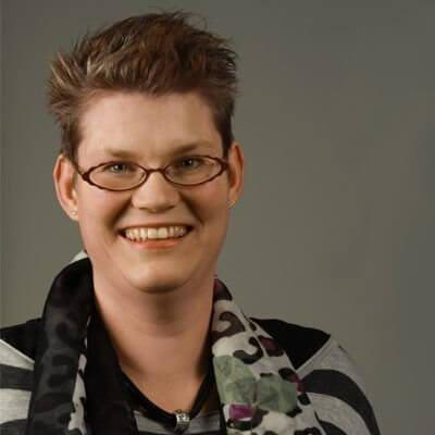 KBenP medewerker Marijke Jonker