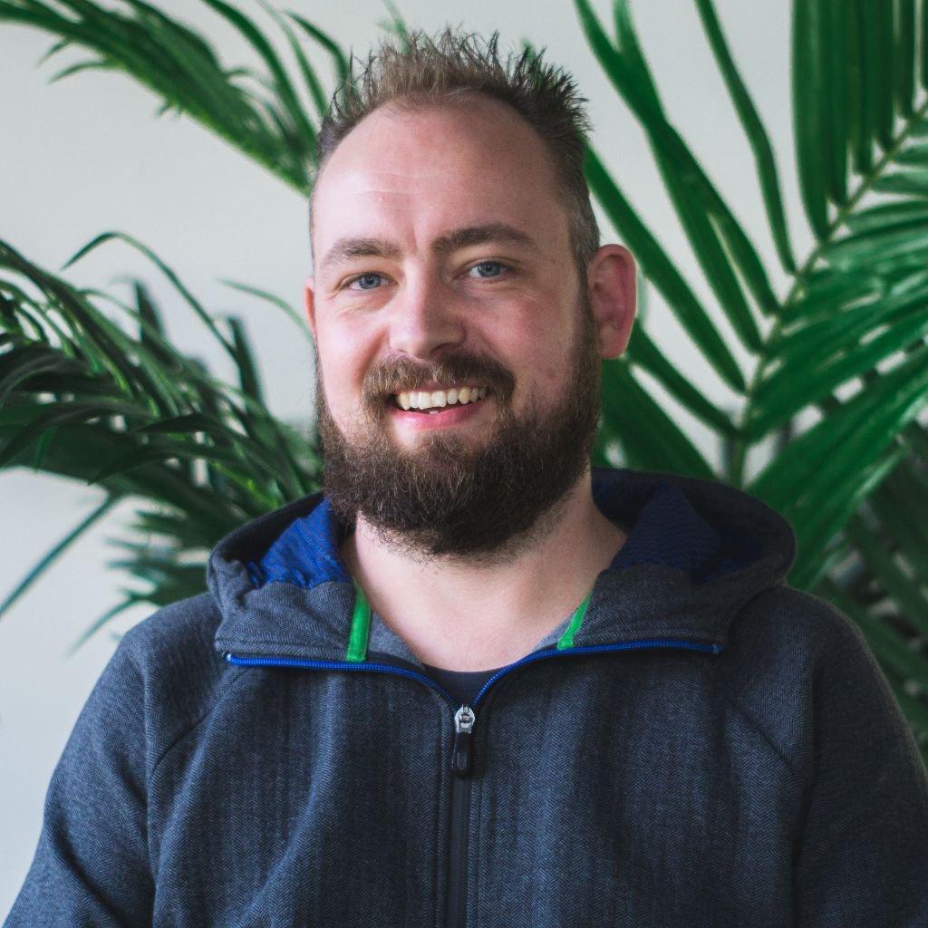 KBenP medewerker Kevin van Hoeijen